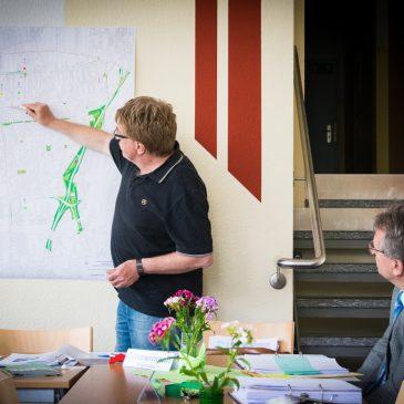 GWA-Treffen zur Spielplatzflächenkonzeption am 9. Juni 2015