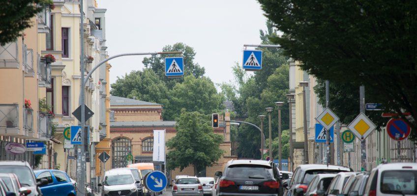 Arndtstraße / Lessingplatz