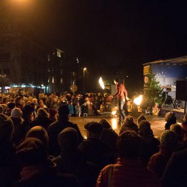 13. Stadtfelder Weihnachtsspektakel auf dem Wilhelmstädter Platz