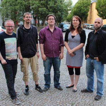 Neue Sprecherkreis der GWA Stadtfeld-Ost