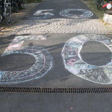 50 Jahre Schule am Glacis