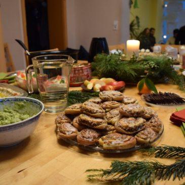 Willkommenscafé-Weihnachtsfeier im Kinder- & Familienzentrum EMMA