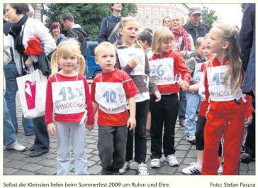 Volksstimme vom 06.08.2010