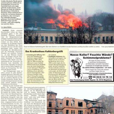 Volksstimme vom 07.03.2011