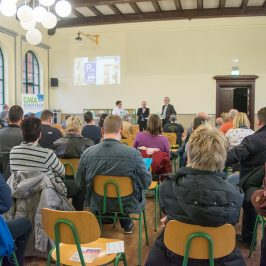 GWA Stadtfeld-Ost diskutierte Parkplatzsituation im Stadtteil