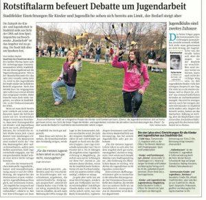 Volksstimme vom 29.11.2012