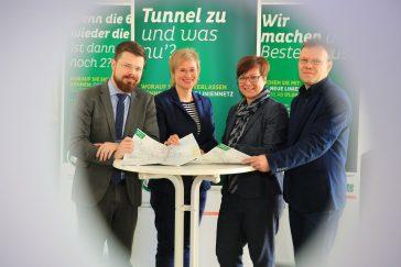 Tunnel zu und was nu'? – Das neue Straßenbahnnetz in Magdeburg
