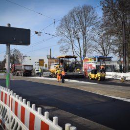 Stellungnahme zu barrierefreien Haltestellen am Adelheidring und neuem MVB-Liniennetz