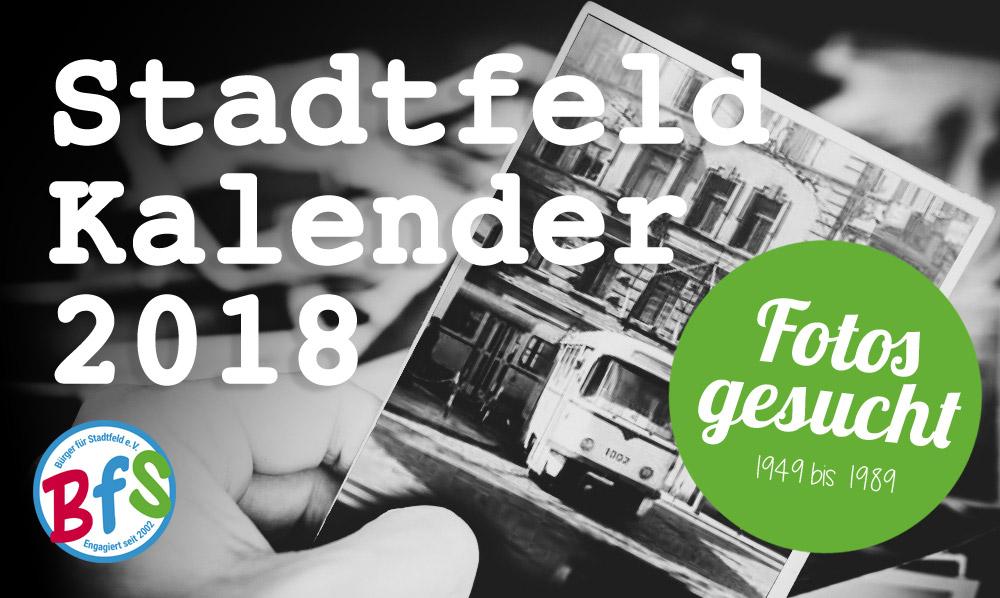 Stadtfelder Bürgerverein sucht Motive für neuen Foto-Kalender