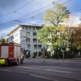 """Schäden in Stadtfeld durch Sturmtief """"Xavier"""""""