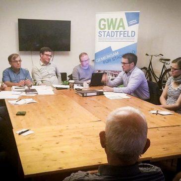 GWA-Versammlung am 18.10.2017 in Stadtfeld-Ost