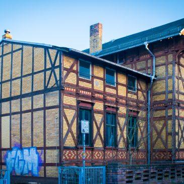 Bald neues Leben im Rayonhaus in der Steinigstraße
