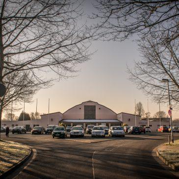 Diskussion zur Zukunft der Gieselerhalle und geplantem Neubau in der Nachbarschaft