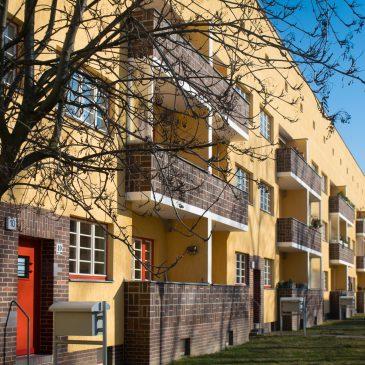 """Stadtfelder Bauwerke im Netzwerk """"Das Bauhaus Dessau und die Orte der Moderne in Sachsen-Anhalt"""""""