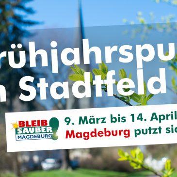 Jetzt mitmachen! Frühjahrsputz in Stadtfeld