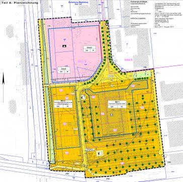"""Vorhabenbezogener Bebauungsplan Nr. 223-1.3 """"Klaus - Miesner - Platz"""""""