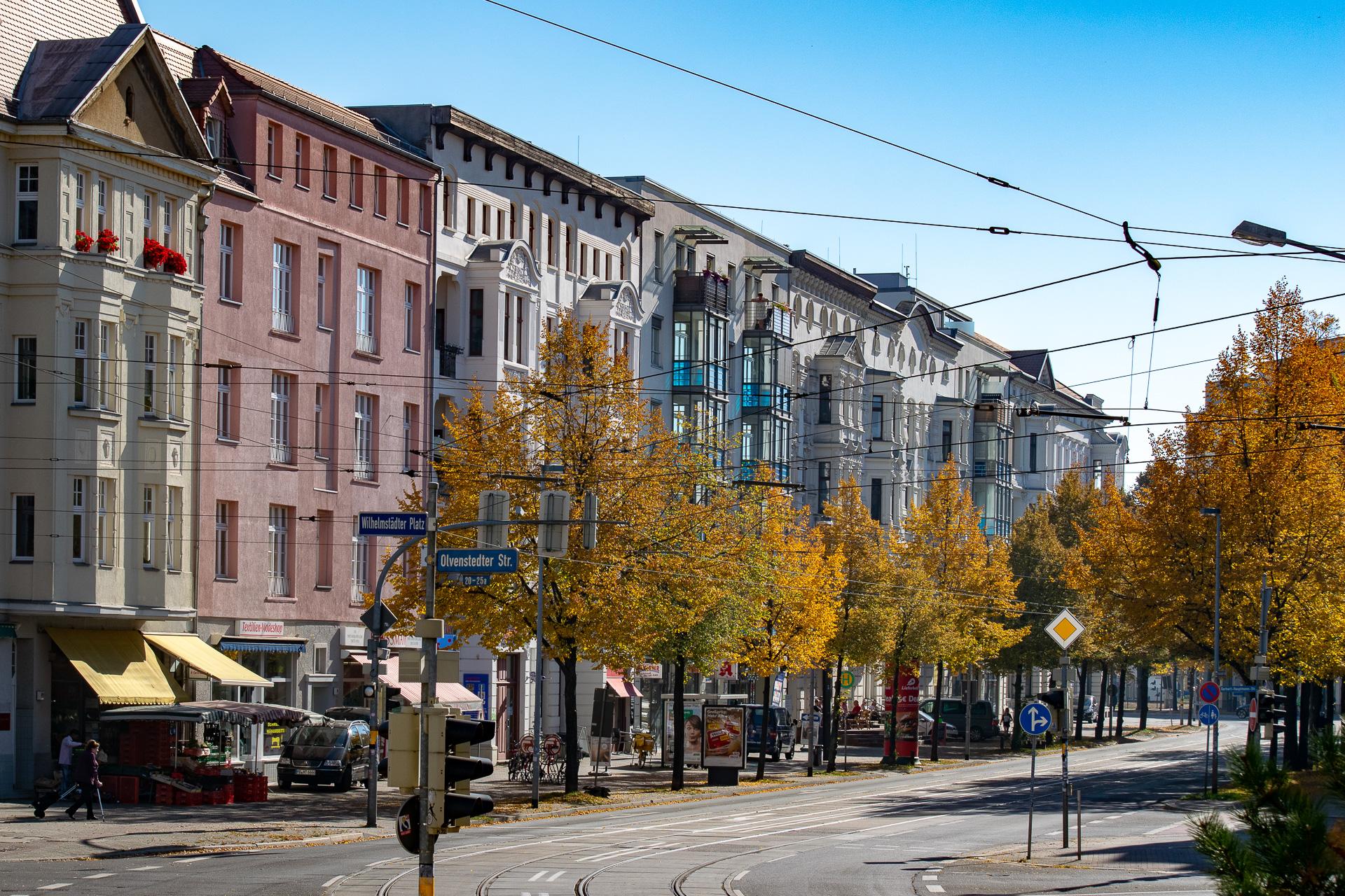 Olvenstedter Straße