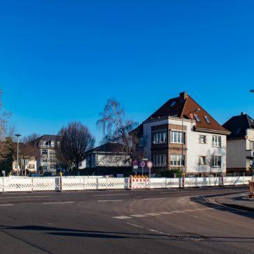 Liebknechtstraße / Ecke Schlachthofstraße