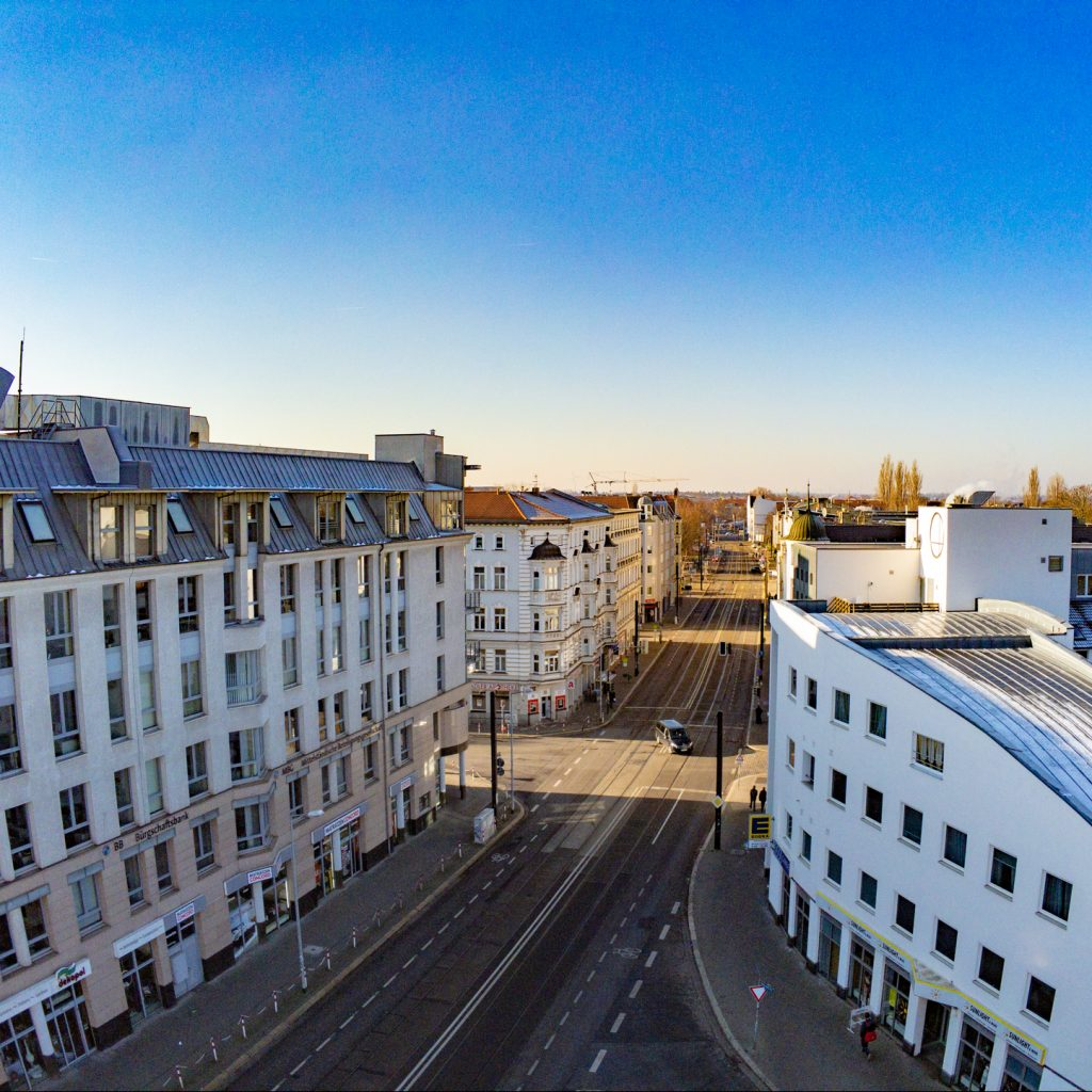 Große Diesdorfer Straße / Ecke Arndtstraße