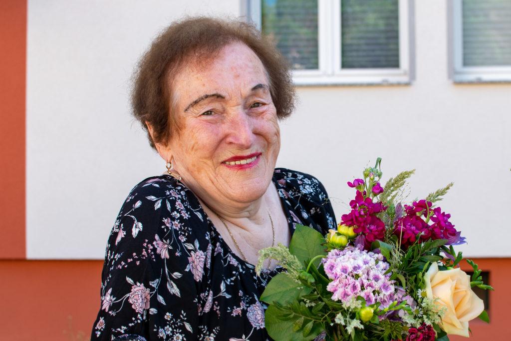 Frau Margot Kanter