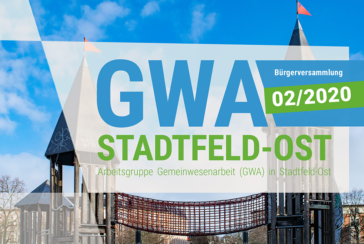 Versammlung der GWA Stadtfeld-Ost 02/2020