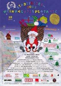 10. Stadtfelder Weihnachtsspektakel