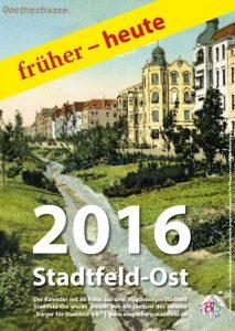 BfS Kalender für 2016 mit historischen Ansichten