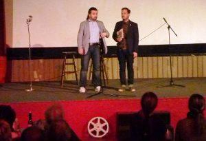 Volles Haus beim Herricht & Preil Filmabend des Bürgervereins