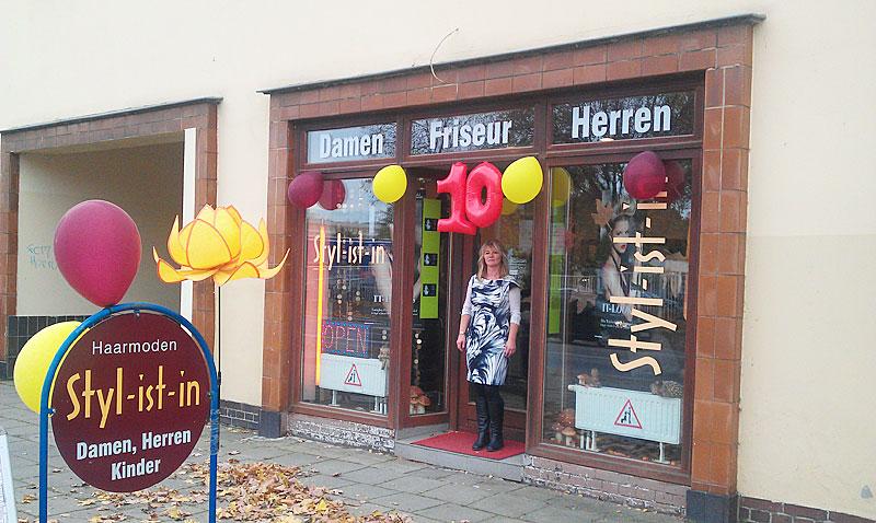 Geschäft In Der Albert Vater Straße Feiert Jubiläum 10 Jahre Styl