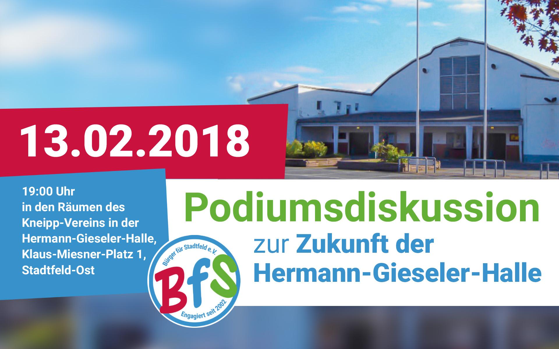 Einladung zu podiumsdiskussion zur zukunft der hermann gieseler halle am magdeburg - Mobelmarkt magdeburg ...