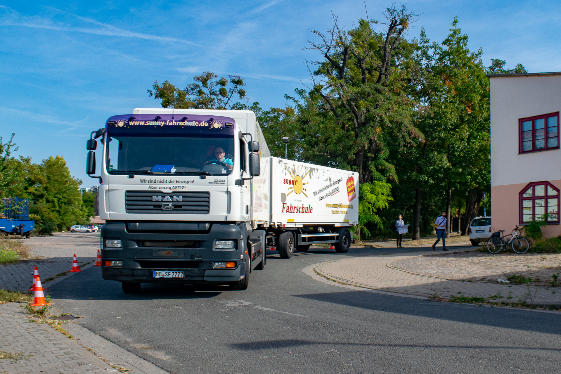 Wilhelm kobelt stra e nicht geeignet f r poco liefer und kundenverkehr magdeburg stadtfeld - Mobelmarkt magdeburg ...